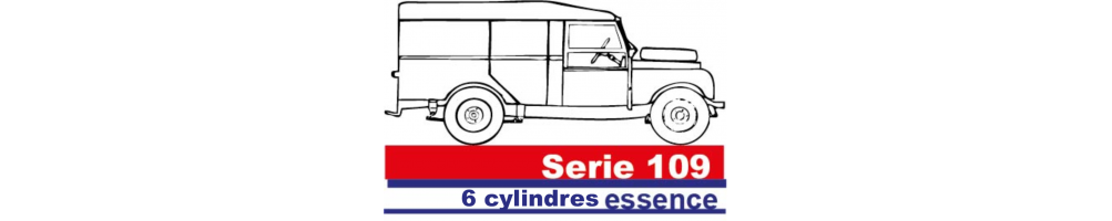 Série III 109 6 Cylindres Essence